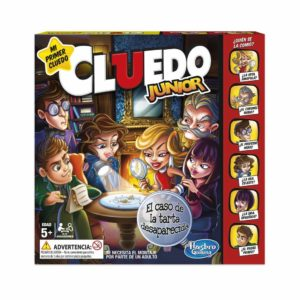 Cluedo Junior Titu's Kids martorell