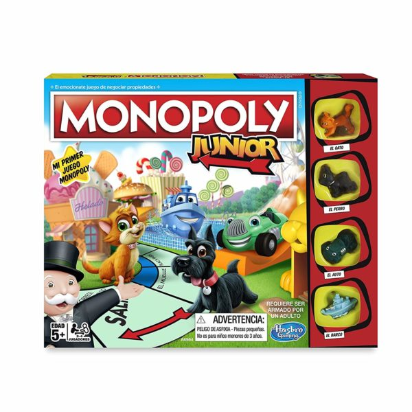 Monopoly Junior Titus Kids Martorell